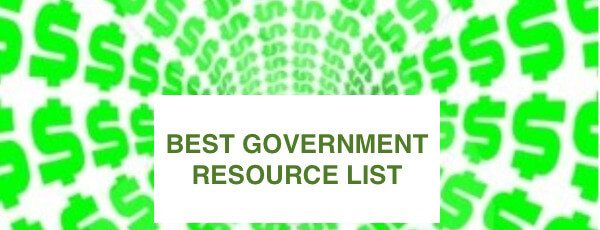 The Best Government Resource List