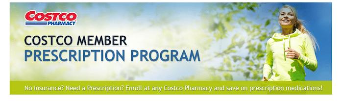 How COSTCO pharmacy prescription medication prices work