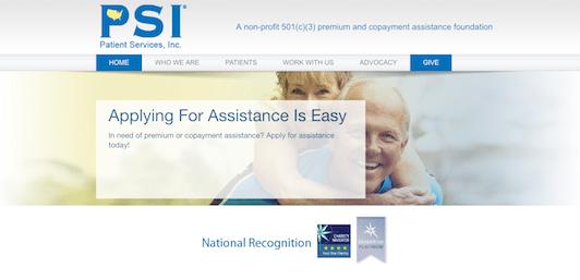 Patient Services Inc Prescription Help