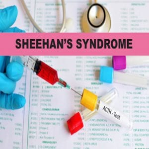 sheehans syndrome support groups