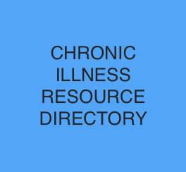 Chronic Illness Resource Directory