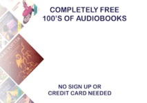 AUDIOBOOKS FREE DURING CORONAVIRUS